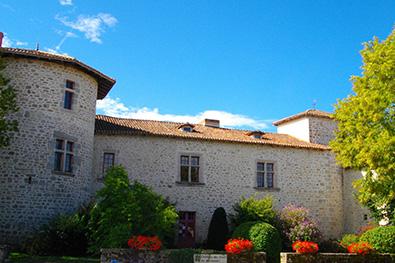Château des Ducs_été