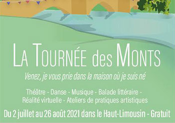 La Tournée des Monts dans le Haut-Limousin
